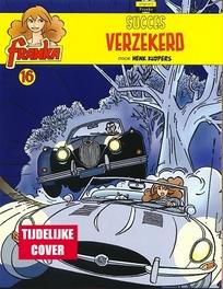FRANKA 16. SUCCES VERZEKERD (GEHEEL HERZIENE EDITIE) FRANKA, Kuijpers, Henk, Paperback