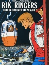 RIK RINGERS 08. OOG IN OOG MET DE SLANG RIK RINGERS, TIBET, Paperback