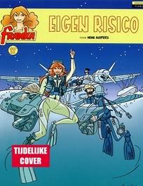 FRANKA 17. EIGEN RISICO (GEHEEL HERZIENE EDITIE) FRANKA, KUIJPERS, HENK, Paperback