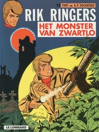 RIK RINGERS 15. MONSTER VAN ZWARTLO RIK RINGERS, TIBET, Paperback