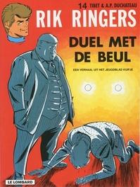 RIK RINGERS 14. DUEL MET DE BEUL RIK RINGERS, TIBET, Paperback
