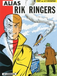 RIK RINGERS 09. ALIAS RIK RINGERS RIK RINGERS, TIBET, Paperback