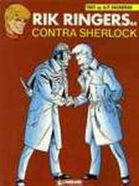 RIK RINGERS 44. CONTRA SHERLOCK RIK RINGERS, TIBET, Paperback
