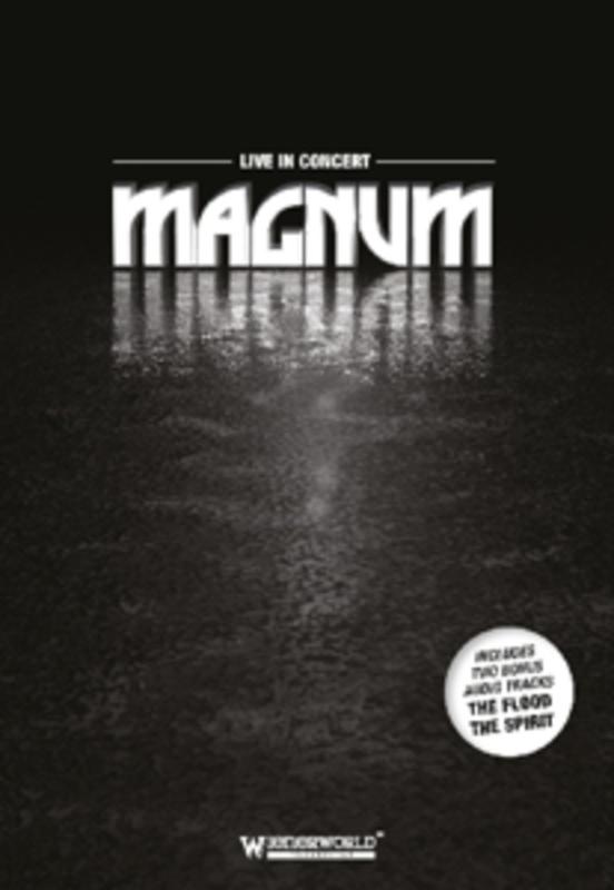 LIVE IN BIRMINGHAM MAGNUM, DVDNL