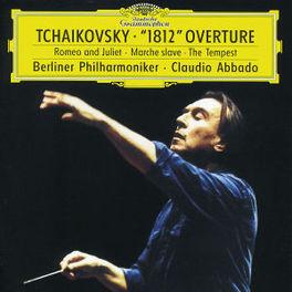 OUVERTURE 1812/ROMEO & JU W/BERLINER PHILHARMONIKER, CLAUDIO ABBADO Audio CD, P.I. TCHAIKOVSKY, CD