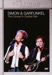 CONCERT IN CENTRAL PARK SIMON & GARFUNKEL, DVDNL