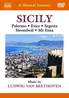 Various - A Musical Journey: Sicily, (DVD) PALERMO/ERICE/SEGESTA/STROMBOLI/MI ETNA//NTSC-ALL REGIO