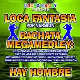 LOCA FANTASIA (POP.. .. VERSIONS) GRUPO MAMEY, CD