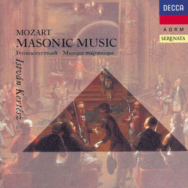 FREIMAURERMUSIK LSO/KERTESZ Audio CD, W.A. MOZART, CD