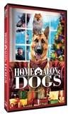 Home alone dogs, (DVD)