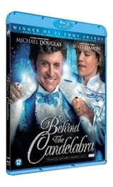 Behind the candelabra, (Blu-Ray) W/ MICHAEL DOUGLAS, MATT DAMON MOVIE, Blu-Ray