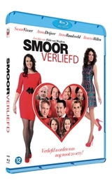 Smoorverliefd, (Blu-Ray) W/ SUSAN VISSER, MANUEL BROEKMAN, JOHNNY DE MOL, MOVIE, BLURAY