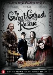 Great ghost rescue, (DVD) CAST: JASON ISAACS, EMMA FIELDING MOVIE, DVDNL