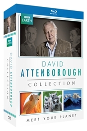 David Attenborough Collection (5Blu-ray)