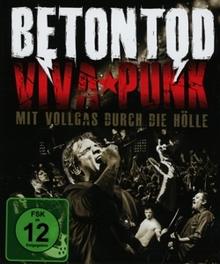 VIVA PUNK - MIT VOLLGAS.. .. DURCH DIE HOLLE BETONTOD, Blu-Ray