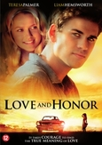 LOVE AND HONOR ALL REGIONS // W/ LIAM HEMSWORTH, TERESA PALMER