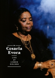 LIVE AT LISBON COLISEU PAL/ALL REGIONS CESARIA EVORA, DVD