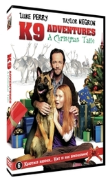 K9 adventures: A christmas tale, (DVD) .. CHRISTMAS TALE /CAST: ARIANA BAGLEY, LUKE PERRY MOVIE, DVD