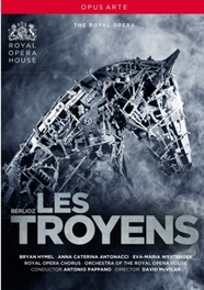 LES TROYENS ROYAL OPERA HOUSE COVENT GARDEN/PAPPANO/ NTSC/ALL REG. H. BERLIOZ, DVDNL