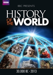 History of the world, (DVD) BBC PRESENTS - 30.000 BC - 2013 DOCUMENTARY, DVD