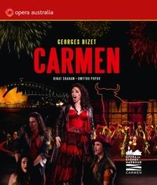 CARMEN SYDNEY 2013 G. BIZET, BLURAY