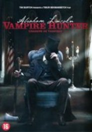 ABRAHAM LINCOLN: VAMPIRE. .. VAMPIRE HUNTER - BILINGUAL /CAST: DOMINIC COOPER MOVIE, DVDNL