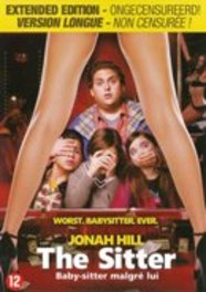 Sitter, (DVD) BILINGUAL /CAST: JONAH HILL, SAM ROCKWELL MOVIE, DVD