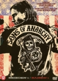Sons of anarchy - Seizoen 1, (DVD) BILINGUAL /CAST: CHARLIE HUNNAM TV SERIES, DVDNL