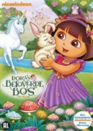 Dora - Het betoverde bos, (DVD) PAL/REGION 2 ANIMATION, DVDNL