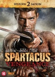 Spartacus - Seizoen 2, (DVD) BILINGUAL //  VENGEANCE TV SERIES, DVD