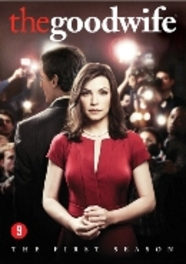 Good wife - Seizoen 1, (DVD) BILINGUAL /CAST: JULIANNA MARGULIES TV SERIES, DVDNL