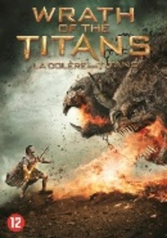 Wrath of the titans, (DVD) BILINGUAL / W/ SAM WORTHINGTON,LIAM NEESON MOVIE, DVDNL