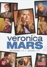 Veronica mars - Complete collection, (DVD) .. SERIE - BILINGUAL TV SERIES, DVD