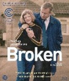Broken, (Blu-Ray) BILINGUAL // W/ CILLIAN MURPHY, TIM ROTH MOVIE, Blu-Ray