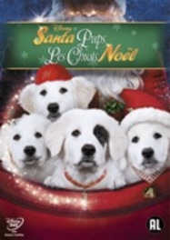 Santa pups, (DVD) MOVIE, DVDNL