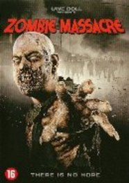 Zombie massacre, (DVD) PAL/REGION 2 // W/ UWE BOLL, TARA CARDINAL MOVIE, DVD