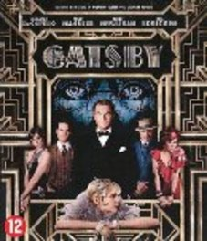 Great Gatsby (2D+3D), (Blu-Ray) BILINGUAL 3D+2D // W/ LEONARDO DICAPRIO, TOBEY MAGUIRE MOVIE, BLURAY