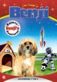 Benji'S Ruimte-Avonturen 1