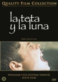 La teta y la luna, (DVD) PAL/REGION 2 // W/ BIEL DURAN, MATHILDA MAY MOVIE, DVDNL