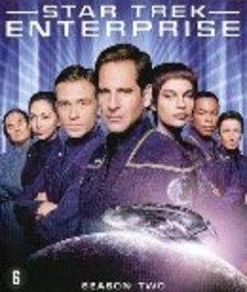 Star trek enterprise - Seizoen 2, (Blu-Ray) BILINGUAL // TV SERIES, BLURAY