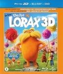 Lorax 3D, (Blu-Ray)
