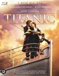 Titanic, (Blu-Ray) BILINGUAL /CAST: LEONARDO DI CAPRIO, KATE WINSLETT MOVIE, Blu-Ray