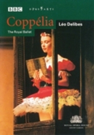 COPPELIA, DELIBES, MOLDOVEANU, N. NTSC/ALL REGIONS/ROYAL BALLET/ROYAL OPERA HOUSE ORCHEST DVD, L. DELIBES, DVD