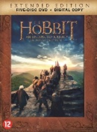 Hobbit - An unexpected journey extended edition, (DVD) PAL/REGION 2 // AN UNEXPECTED JOURNEY // PAL/REGION 2 Tolkien, J.R.R., DVDNL