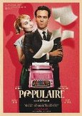 Populaire, (DVD) PAL/REGION2 // W/ ROMAIN DURIS, DEBORAH FRANCOIS