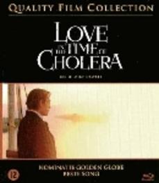 Love in the time of cholera, (Blu-Ray) .. CHOLERA // W/JAVIER BARDEM MOVIE, BLURAY