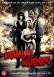 Maniac nurses, (DVD) PAL/REGION 2 // BY LEON PAUL DE BRUYN MOVIE, DVDNL