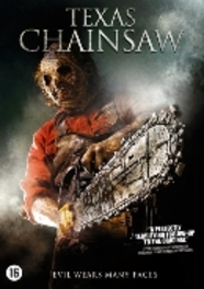 Texas chainsaw, (DVD) CAST: ALEXANDRA DADDARIO, TREY SONGZ MOVIE, DVDNL