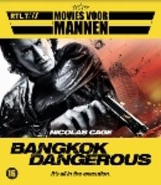 Bangkok dangerous, (Blu-Ray) W/NICOLAS CAGE MOVIE, Blu-Ray
