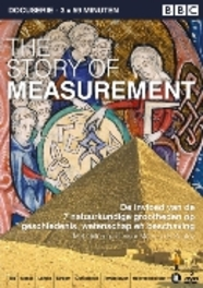 Story of measurement, (DVD) PAL/REGION 2 Du Sautoy, Marcus, DVDNL